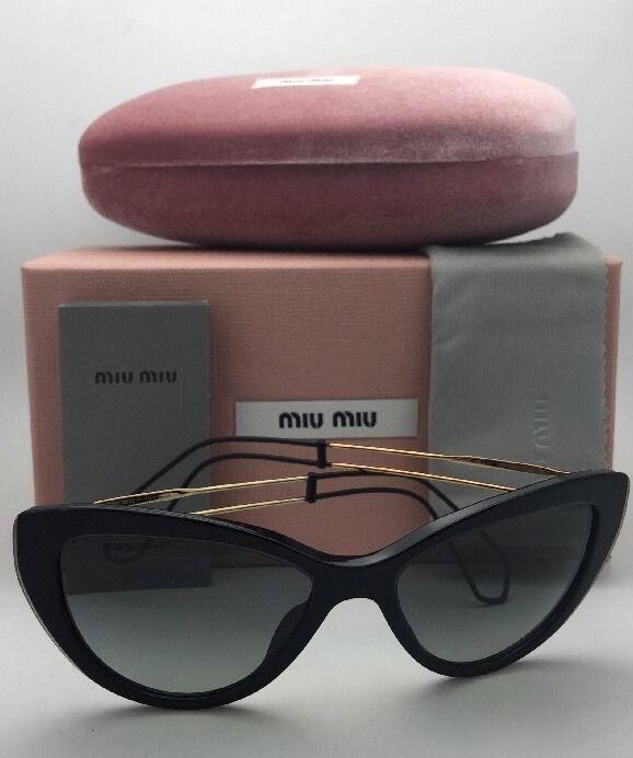 97291252afc9 New MIU MIU Sunglasses SMU 12R U6F-3M1 55-17 and 50 similar items