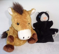 Puppets for Small Hands Pony Kitten - $12.00