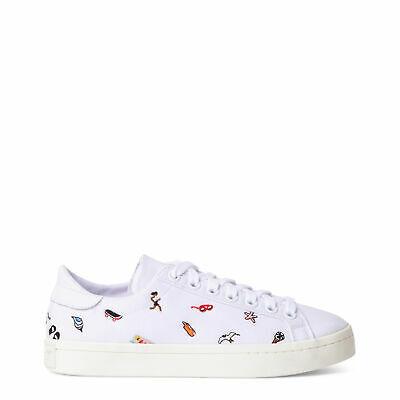 Adidas Schuhe COURT VANTAGE, Damen Sneakers Weiß