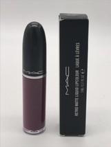 MAC Cosmetics Retro Matte Liquid Lipcolour ~ OH, LADY ~ Brand New in Box - $24.65