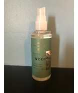 Rustic Woods Body Spray With Essential Oils 4.25oz By Good Chemistry (NO... - $14.96