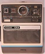 Kodak Instant Camera EK4 Untested Prop Parts - $19.34