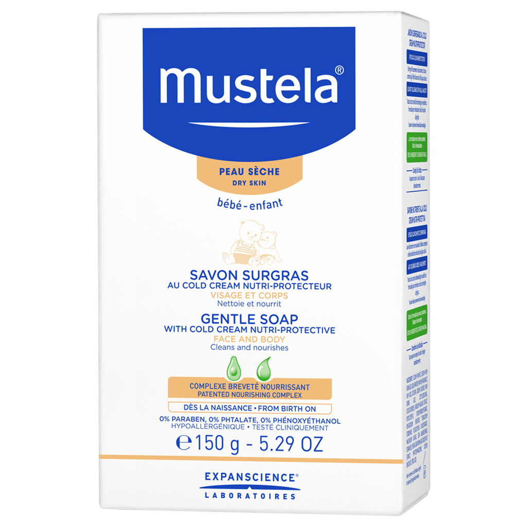 Primary image for Mustela Nourishing Cleansing Gel With Cold Cream 10.14 oz / 300 ml