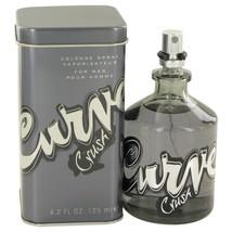 Curve Crush By Liz Claiborne Eau De Cologne Spray 4.2 Oz 415791 - $36.32
