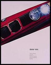 1991 BMW Brochure 318i 850i 535 M5 M3 735 750 - $6.53
