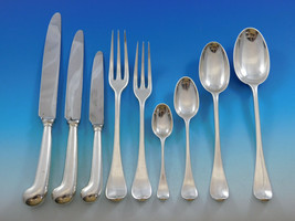 Queen Anne by Robert Welch Sterling Silver Flatware Set Service 86 pcs E... - $9,995.00