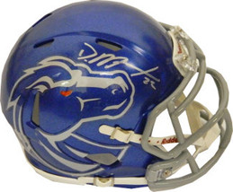 Doug Martin signed Boise State Broncos Speed Mini Helmet - $52.95