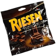 Riesen Chewy Chocolate Caramels, 5.5 oz Bags, 12 pk - $54.99