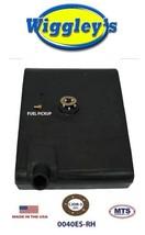PLASTIC FUEL TANK MTS 0040ES-RH FITS 45-64 JEEP CJ (UNDER PASSENGER SEAT) image 1
