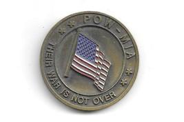 CHALLENGE COIN/MEDAL - POW-MIA  .(USM 1274) - $14.84