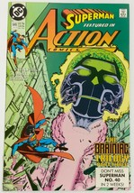 Action Comics 649 Direct Edition Superman VG/FN Condition  - $1.97