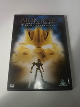 Bionicle The Mask Of Light The Movie DVD Used - $1.50