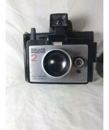Vintage Polaroid Land Camera Square Shooter 2 Instant Photo  - $11.88