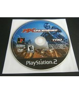 MX Unleashed (Sony PlayStation 2, 2004) - Disc Only!!! - $4.67