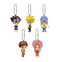 Bandai Digimon Adventure Memorial Swing All 5 Set Complete DigiDestined ... - $65.00