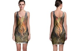Hawk vs Snake Clans BODYCON DRESS - $20.99+