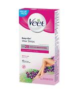VEET Ready To Use Wax Strips Legs - Body 40 pcs - $30.90
