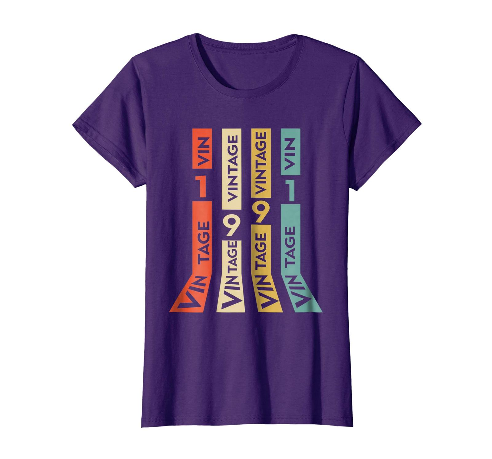 Dad Shirts -  Retro Classic Vintage Legends Born In 1991 Gift 27 Years Old Wowen