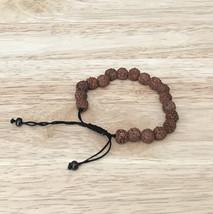 Rudraksha Mala Beaded Bracelet - $17.99