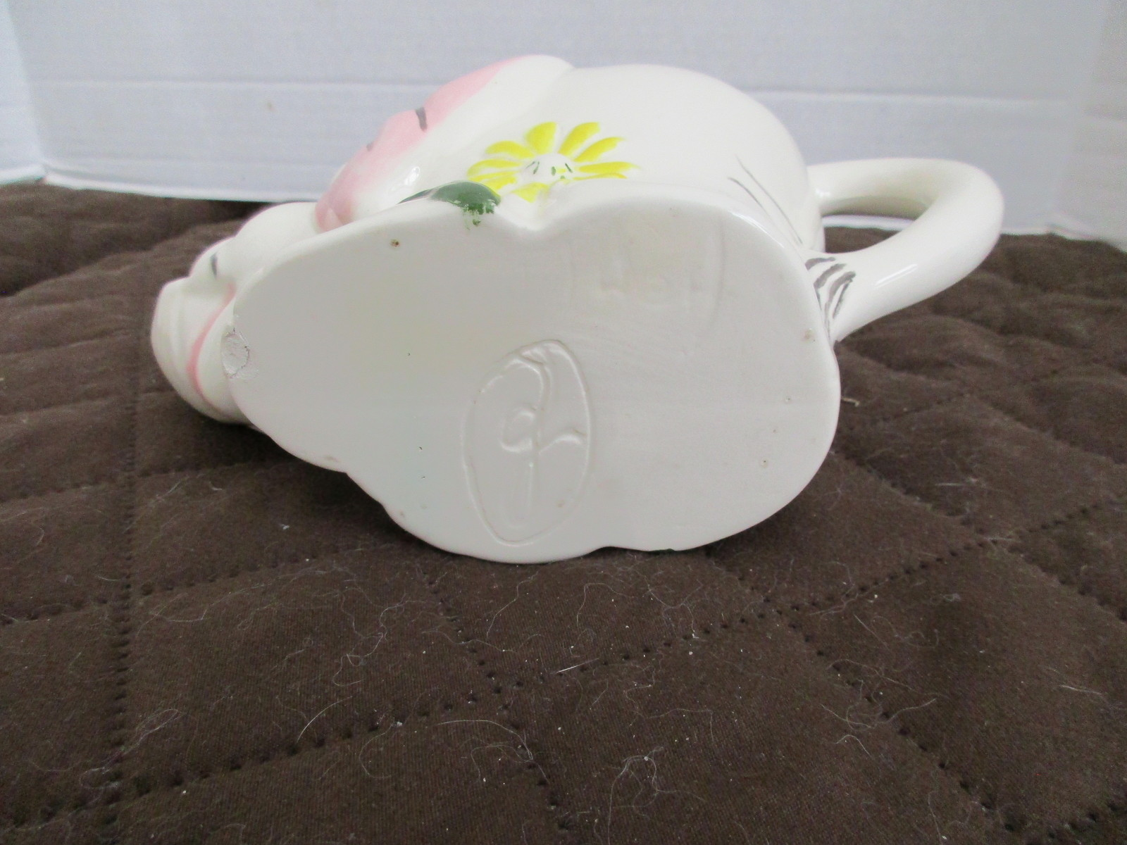 ADORABLE ELEPHANT MILK PITCHER