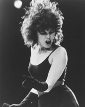 Pat Benatar 16x20 Canvas Cool Concert Iconic Photo Black Vest Gloves Performing - $69.99