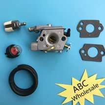 Carburetor For Echo WT-402A CS-303T CS-3000 CS-3400 CS-3450 carb 1230013... - $23.86