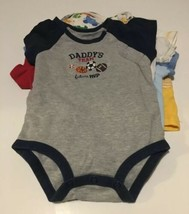 baby boy clothes 3-6 months summer lot - $19.80