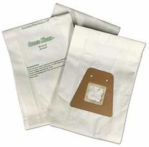 Green Klean GK-EurST Sanitaire Type ST Replacement Vacuum Bags for SC600 and SC8 - $45.79