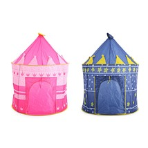 Portable Folding Tent Castle Toy Baby Kid Play House Game Playhut Indoor... - $24.99