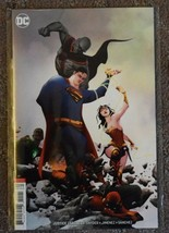 Justice League #21 (2019) Jae Lee Variant - NM, Scott Synder, DC Comics  - $3.95