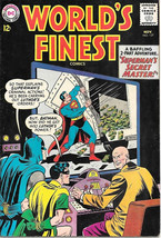 World's Finest Comic Book #137, DC Comics 1963 FINE+ - $36.21