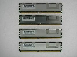 16GB (4X4GB) FOR DELL PRECISION T7400