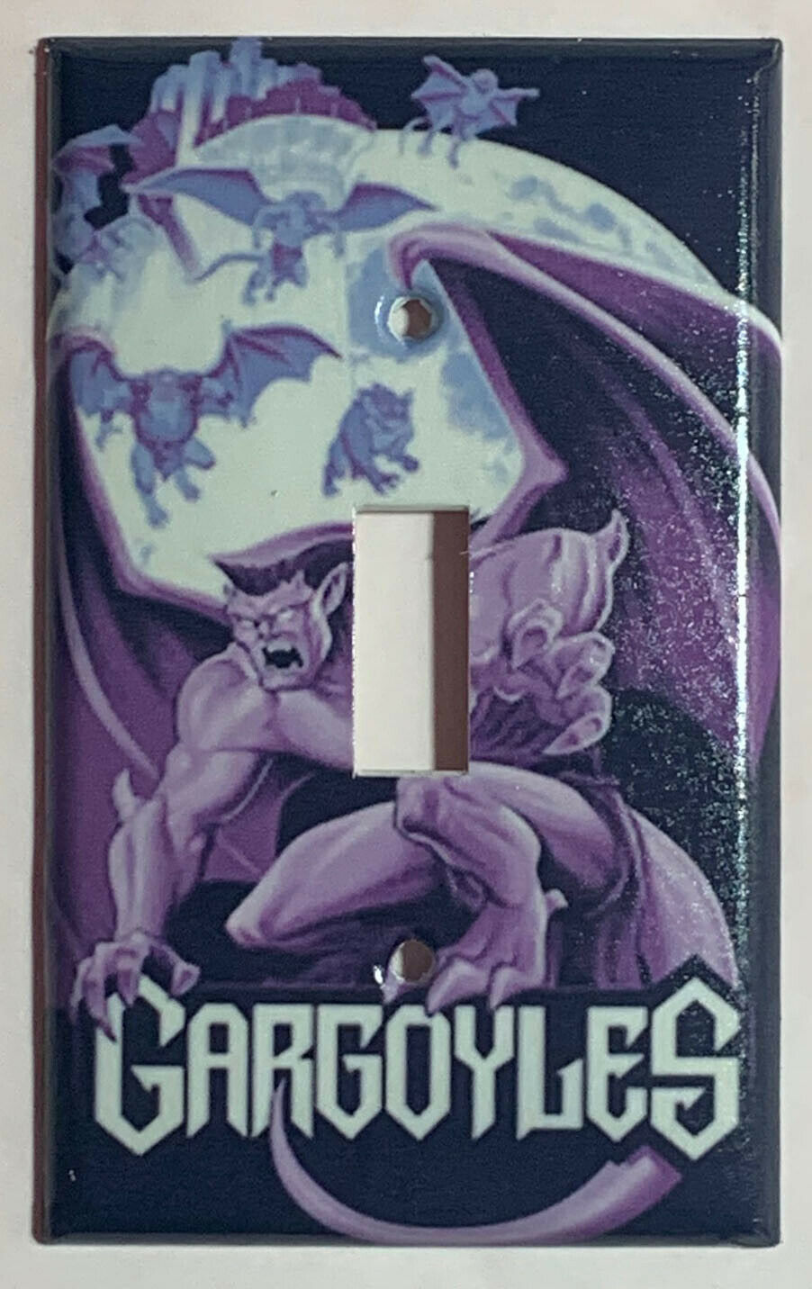 Gargoyles Light Switch Outlet duplex Toggle & more Wall Cover Plate Home decor