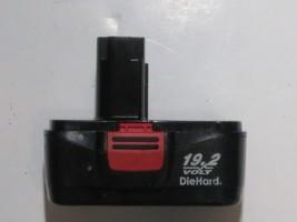 Craftsman 19.2 Volt 130279013 DieHard Battery  - $14.99