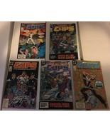 COPS #1 - 5 DC Book Lot / Run Of 5 1988 VF - VF+ Condition Central Orgin... - $7.19