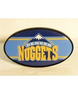 NBA denver nuggets basketball trailer hitch cover sports team - $17.81