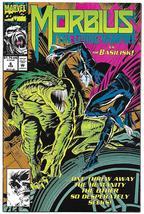 Morbius The Vampire #6 NM Basilisk Cameo Ron Wagner Art Marvel Comics 1993 - $4.99