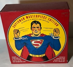 Superman Masterpiece Edition - Comic Book Action Figure And Book - $44.55