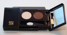 Estee Lauder Signature Silky Eyeshadow Duo in Cappuccino - Discontinued - $16.98