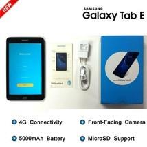 "Samsung Galaxy Tab E 8.0"" 16GB SM-T377 Wi-Fi + 4G LTE 5MP Camera Android Tablet - $139.25"