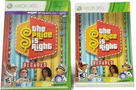 The Price is Right: Decades (Microsoft Xbox 360, 2011) Includes Manual T... - $12.86