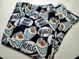 Disney Sleepwear Olaf Frozen Hugs Warm Hugs Womens Lounge Pants 2X (18W-... - $24.26