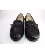 St. Johns Bay Nexter Womens Loafers Black Size 8.5W - $14.49