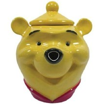 Walt Disney Winnie the Pooh Head Bust Ceramic 40 oz Teapot NEW UNUSED - $53.20