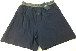 Polo Ralph Lauren Estate Knit Boxer (PL79) Small French Navy MSRP $35.00 - $17.81