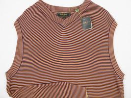NEW! NWT! $195 Bobby Jones Collection 100% Cotton Vest! M - $99.99