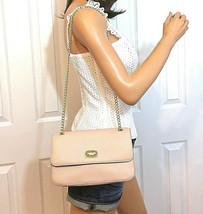 MICHAEL KORS Handbag Ballet Pink Leather Shoulder Purse NWT $228.00 - $118.79