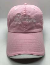 Casa Herradura Cap Hat Women Adjustable Pink 100% Cotton - $13.37