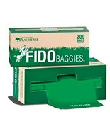 Fido House Pet Waste Bag Case Of 10 (200 Bags Per Roll) - $148.40