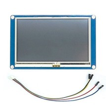 Itead Nextion 4.3'' HMI LCD Display Module TFT Touch Panel for ESP8266 - $74.65